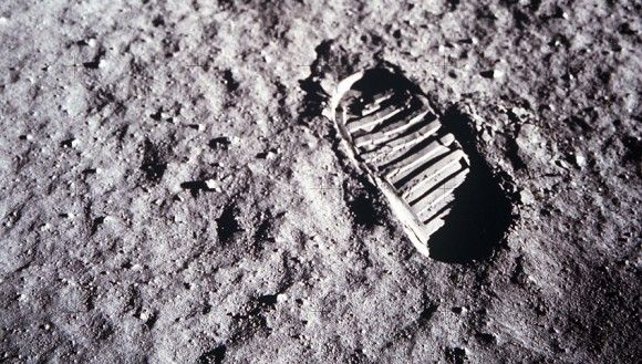 First-Step-On-Moon