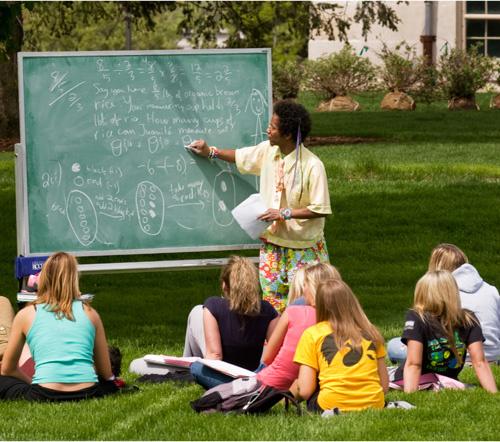aBa outdoor teaching 2ei ole huonoa opetusilmaa